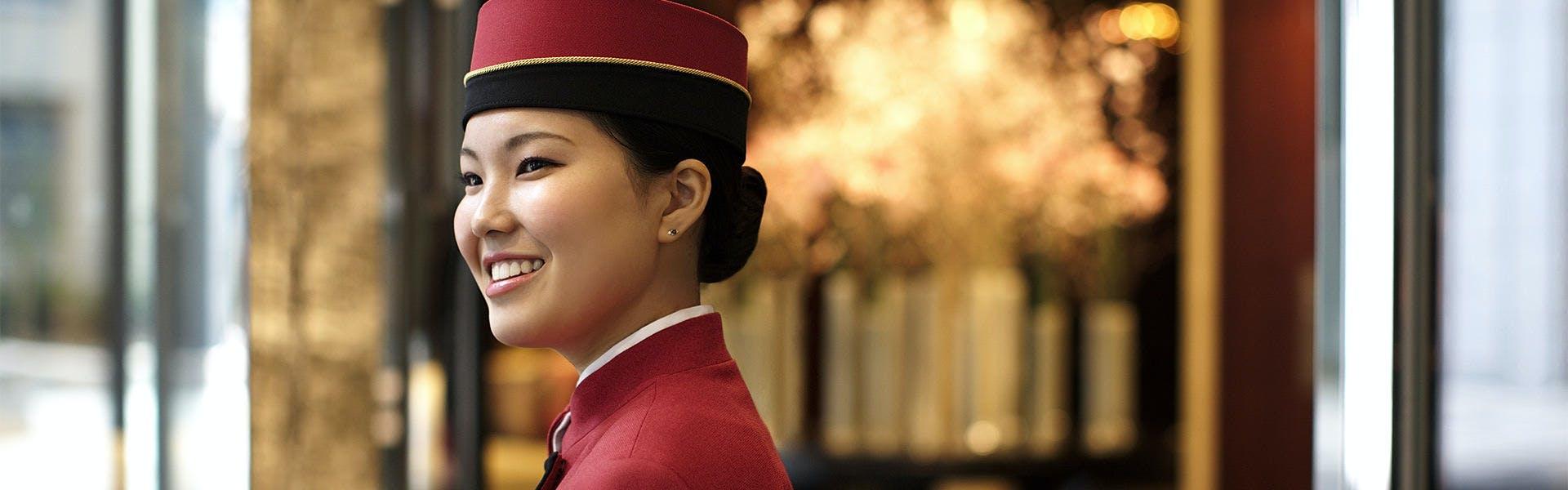 シャングリ・ラ ホテル 東京 イメージ