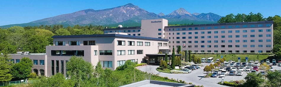 ロイヤルホテル 八ヶ岳 -DAIWA ROYAL HOTEL-