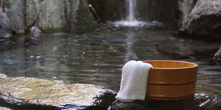 男子浴場「養老の湯」