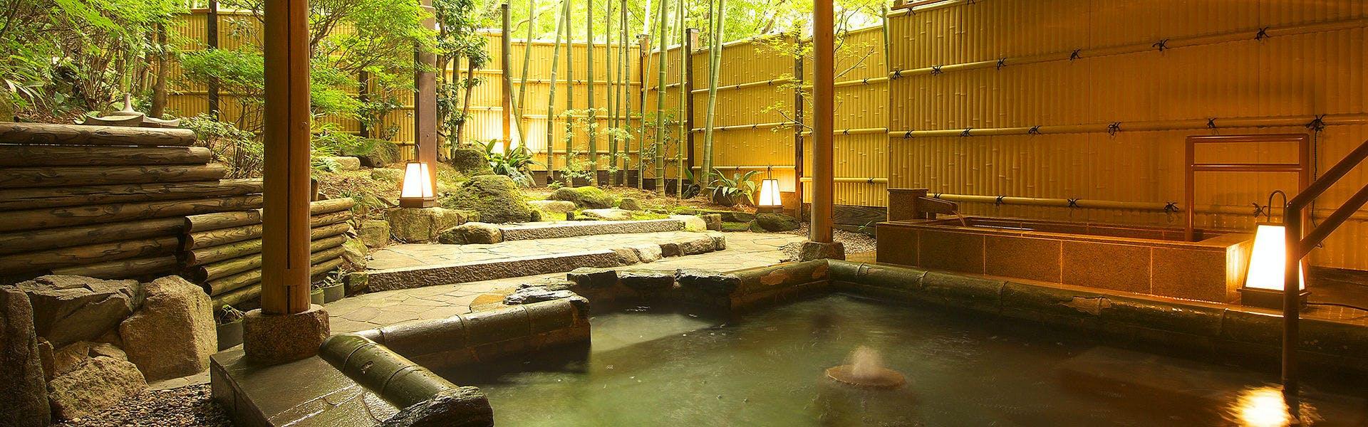 記念日におすすめのホテル・竹取亭円山の写真1