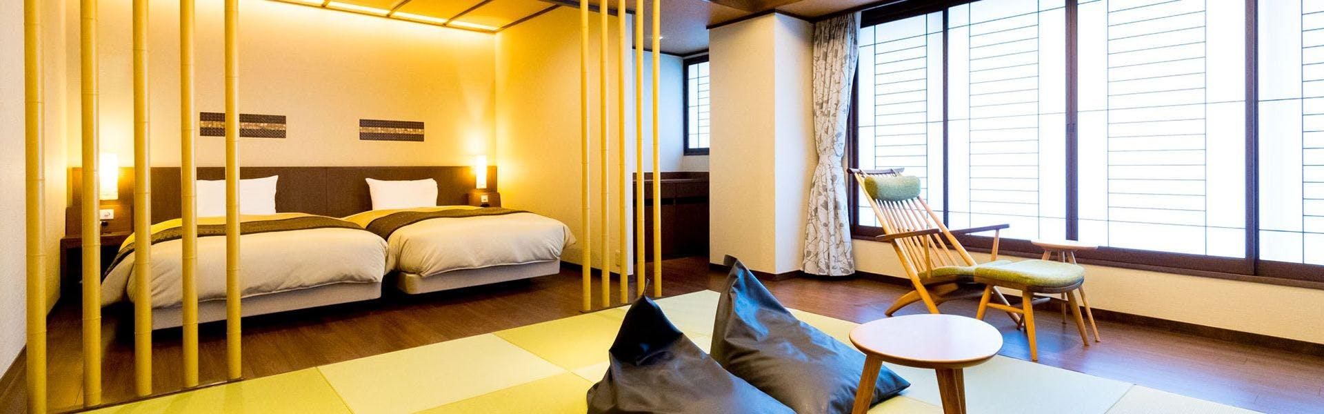 記念日におすすめのホテル・竹取亭円山の写真3
