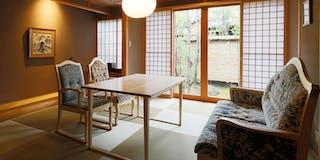 【離れ】特別室・温泉露天風呂