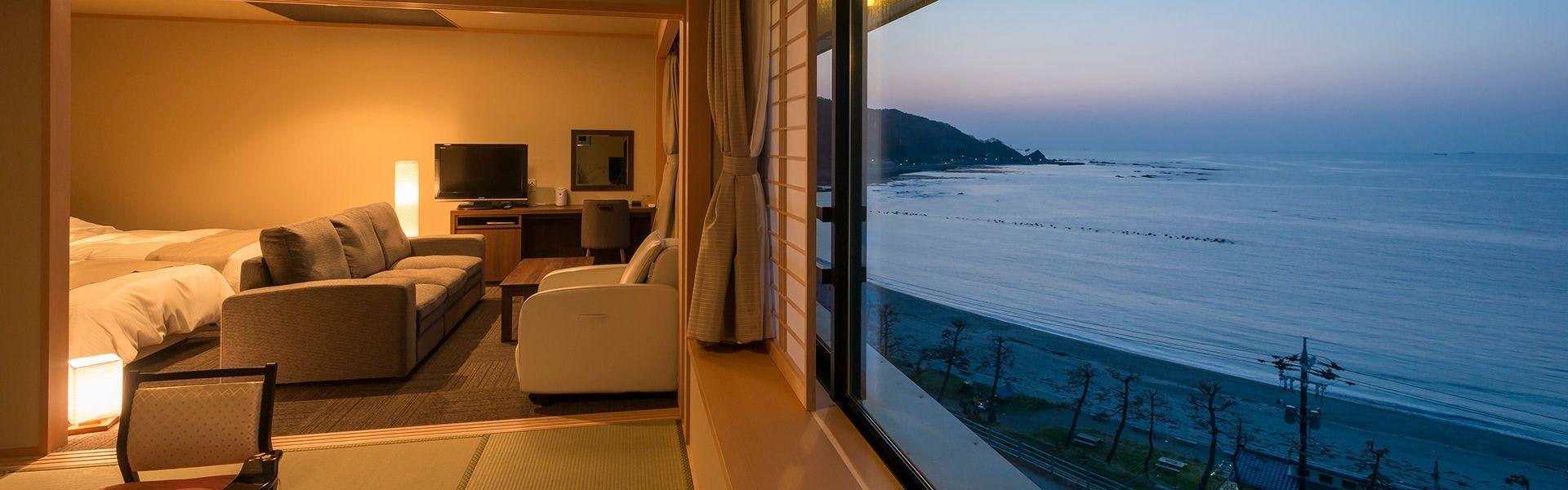 記念日におすすめのホテル・輪島温泉 八汐の写真1