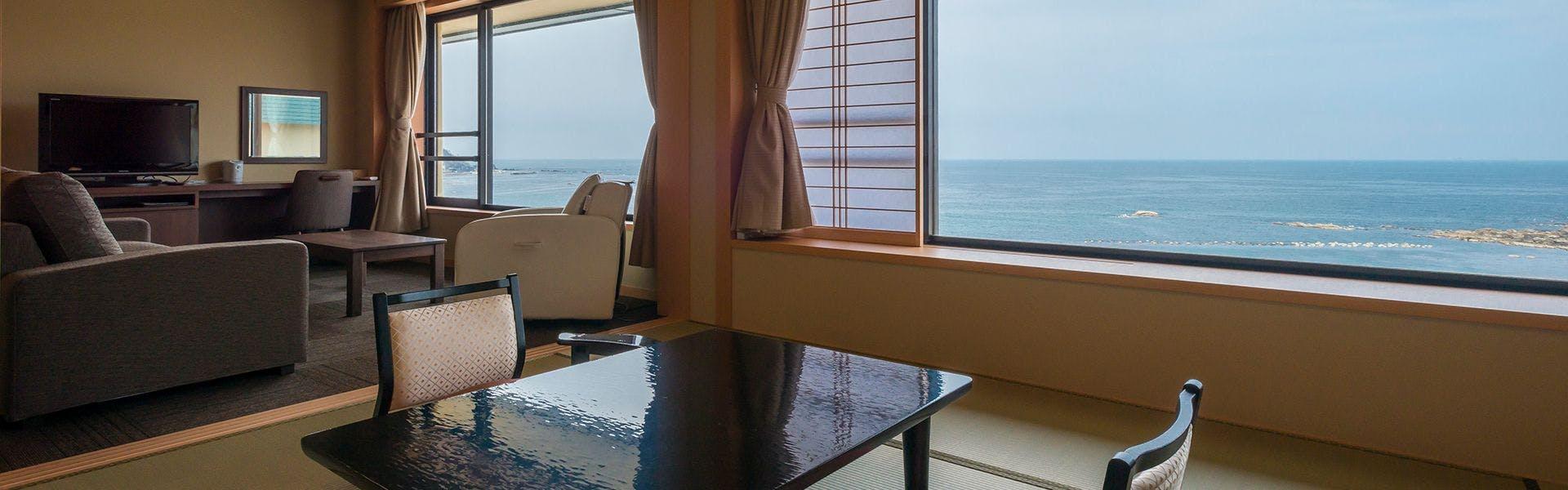 記念日におすすめのホテル・輪島温泉 八汐の写真3