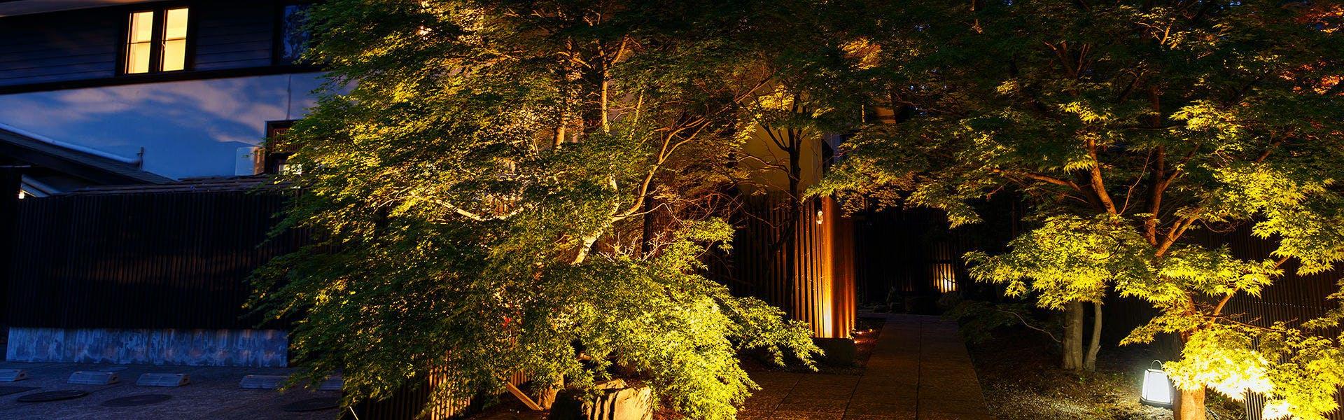 記念日におすすめのホテル・那須ノ宿 縁の写真1