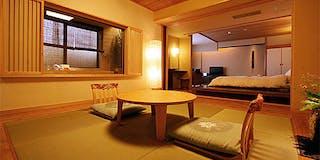 露天風呂付客室「和み」