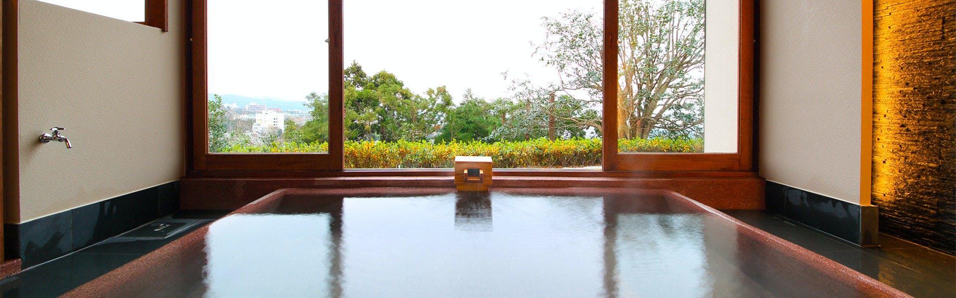 記念日におすすめのホテル・別府温泉 テラス御堂原の写真3