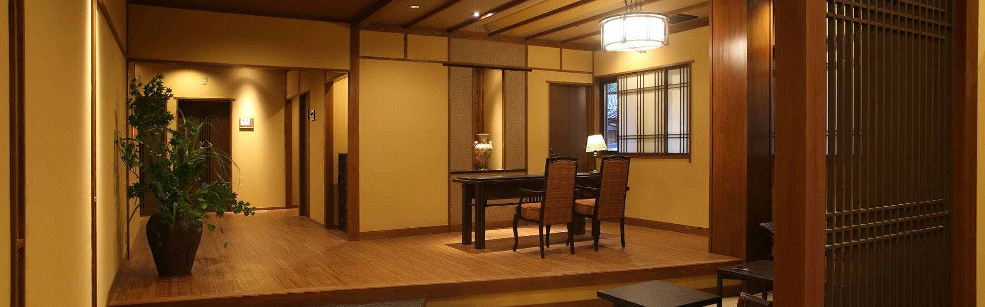 記念日におすすめのホテル・金沢湯涌温泉 古香里庵の写真2