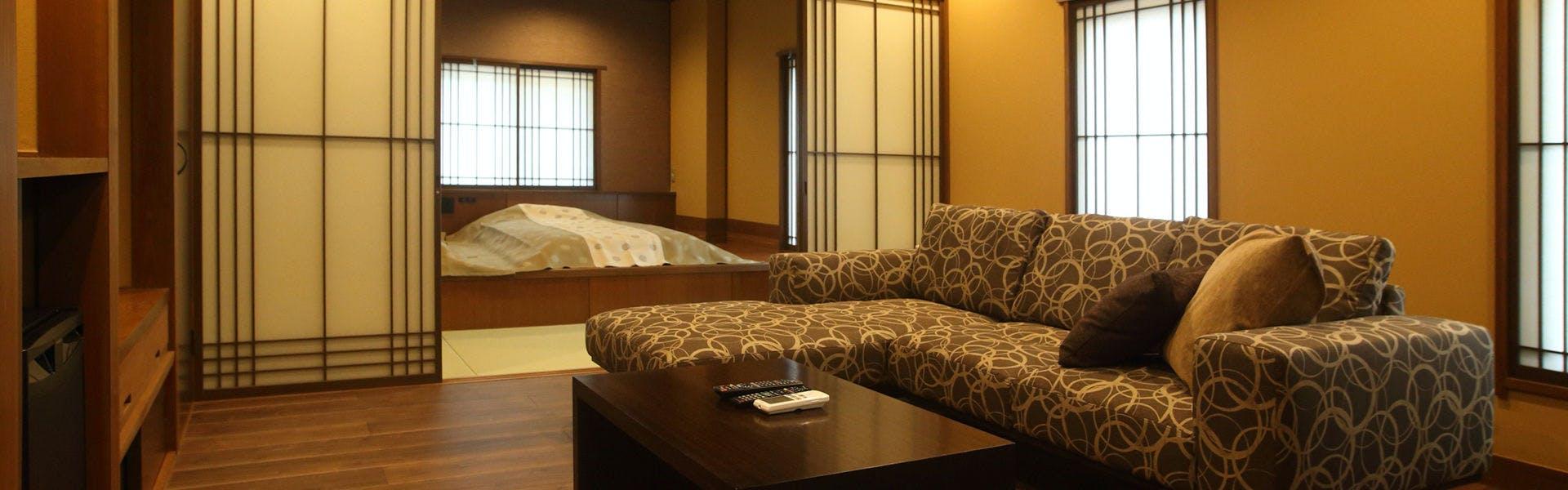 記念日におすすめのホテル・金沢湯涌温泉 古香里庵の写真3