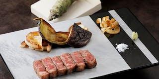 鉄板焼き 凛庭(お料理一例)