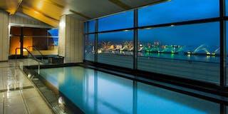天然温泉大浴場「瑠璃温泉 るりの湯」