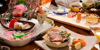 伝統の懐石料理が味覚と器がパワーアツプ!メインはあんこう鍋