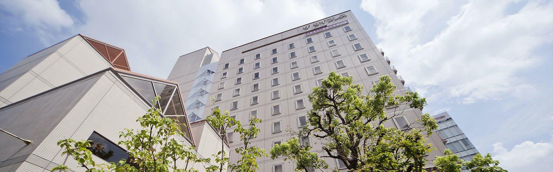 ザ サイプレス メルキュールホテル 名古屋