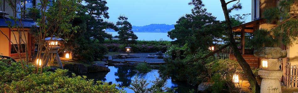 矢田屋 松濤園