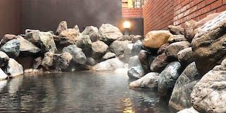 北海道ホテル モール湯