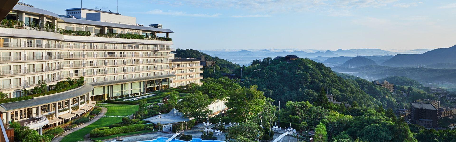 記念日におすすめのホテル・有馬グランドホテルの写真1