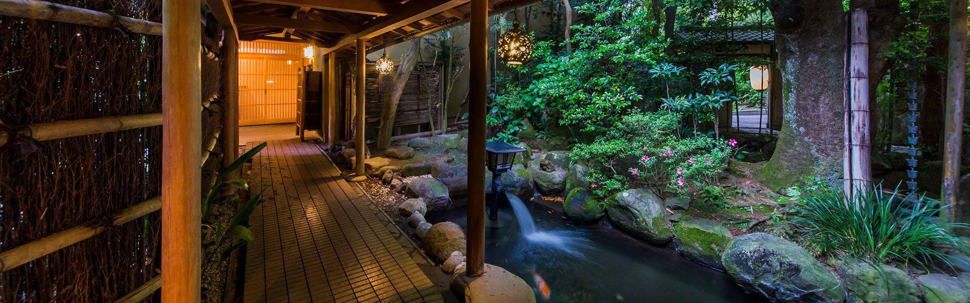 記念日におすすめのホテル・淘心庵 米屋の写真1