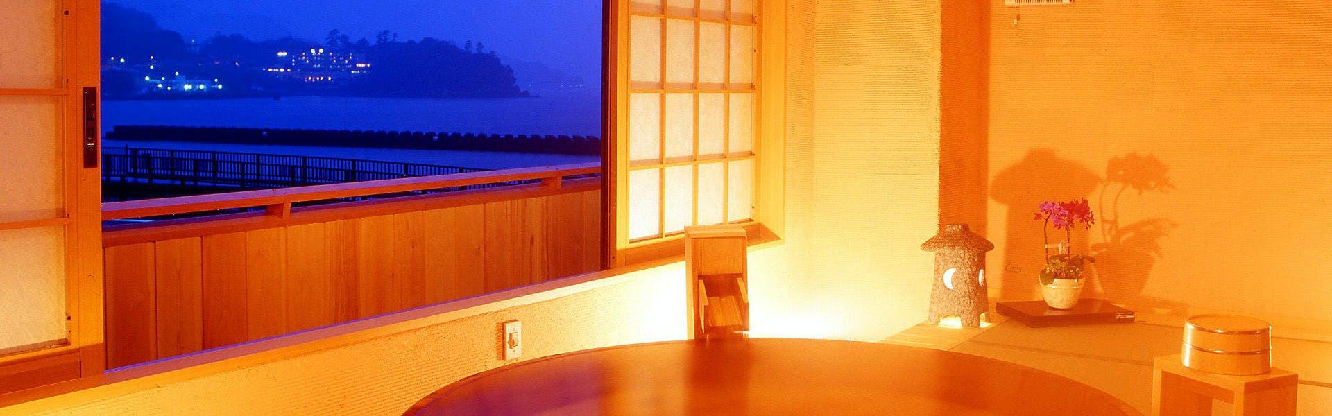 記念日におすすめのホテル・粋松亭の写真1