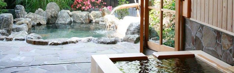 天然田園温泉 ふかほり邸