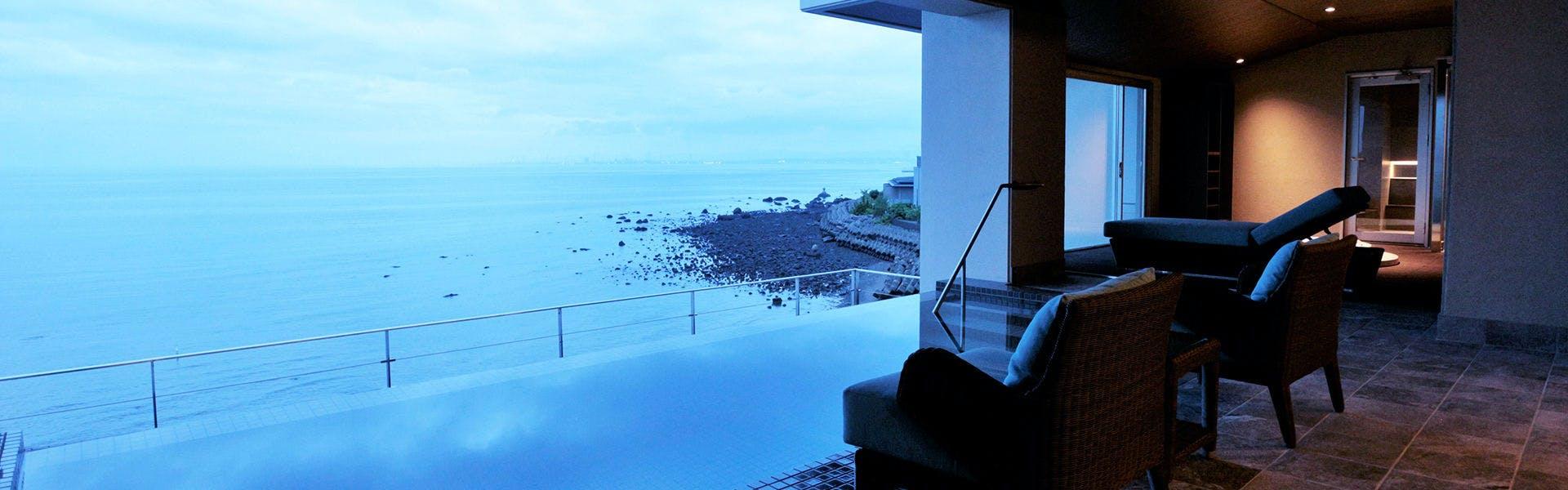 記念日におすすめのホテル・AMANE RESORT SEIKAI(潮騒の宿 晴海)の写真2