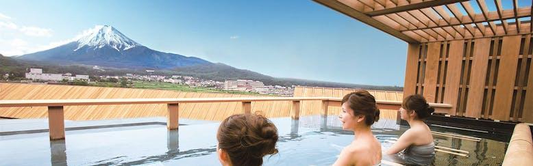 富士山温泉 別墅然然(べっしょ ささ)