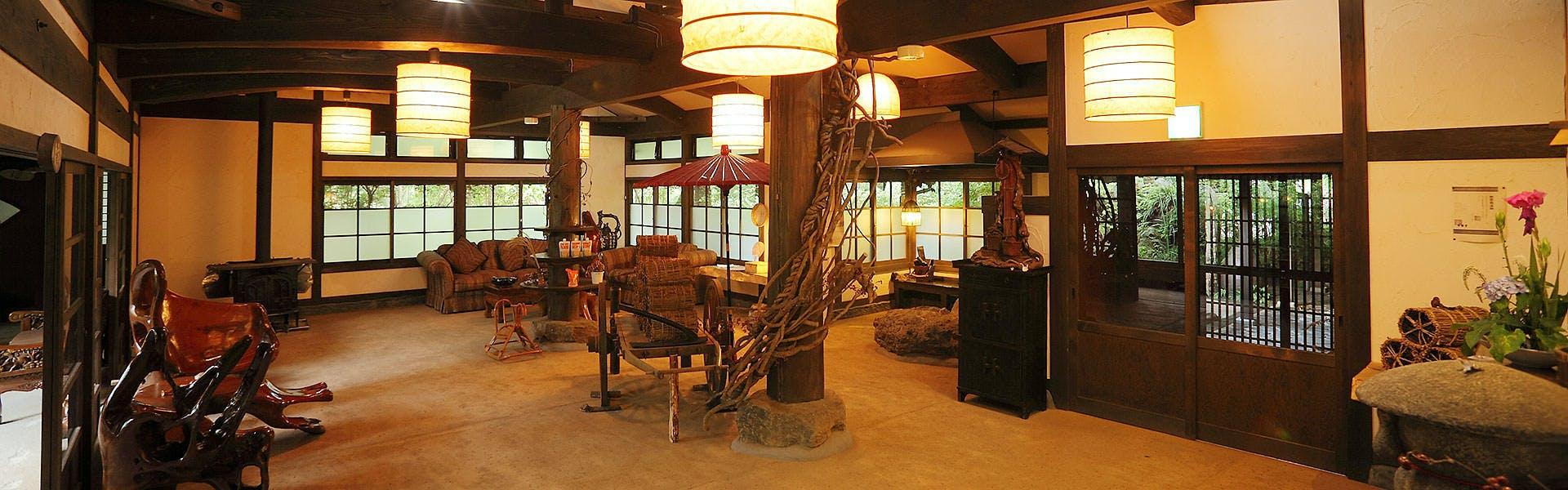記念日におすすめのホテル・【飛瀬温泉 天河山荘】の写真3