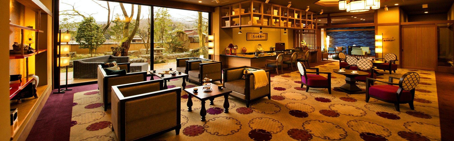 記念日におすすめのホテル・金沢湯涌温泉 百楽荘の写真1