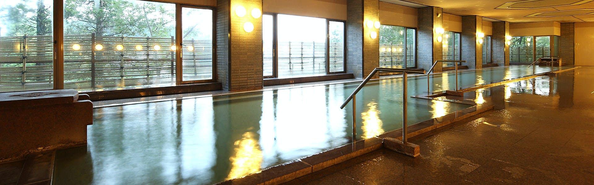 記念日におすすめのホテル・草津温泉 ホテル櫻井の写真1