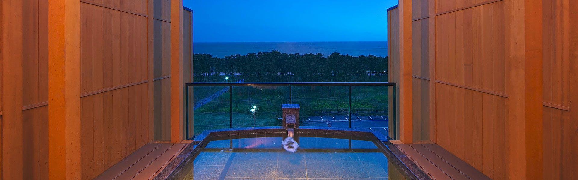 記念日におすすめのホテル・【和海の宿ささ游】 の空室状況を確認するの写真1