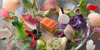 フレンチレストラン タテル ヨシノ 料理イメージ