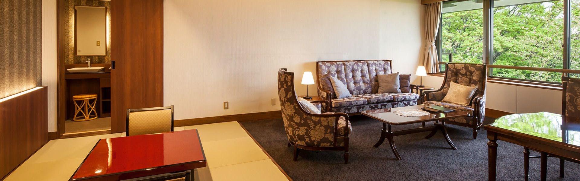 記念日におすすめのホテル・那須温泉 山楽の写真3