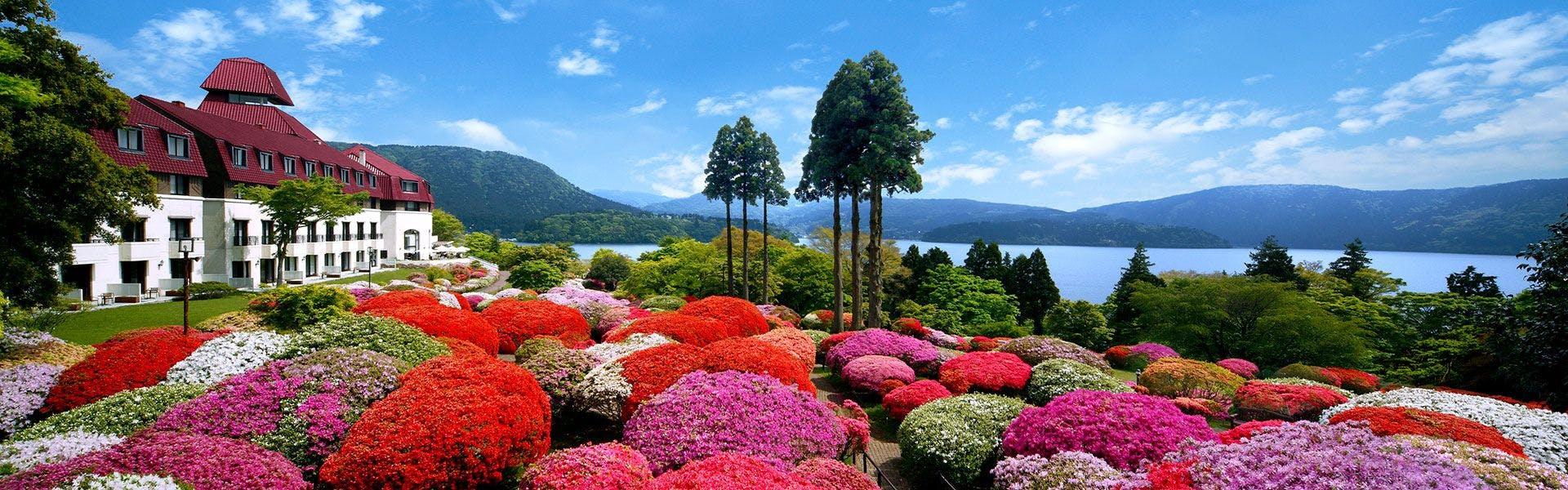 記念日におすすめのホテル・小田急 山のホテルの写真1