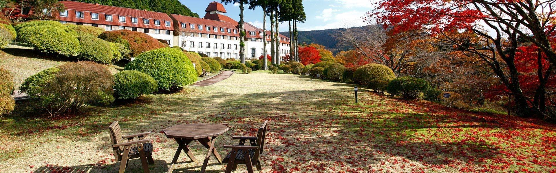 記念日におすすめのホテル・小田急 山のホテルの写真2