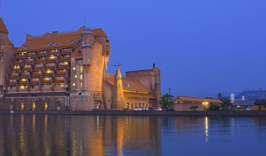 久 ホテル 川