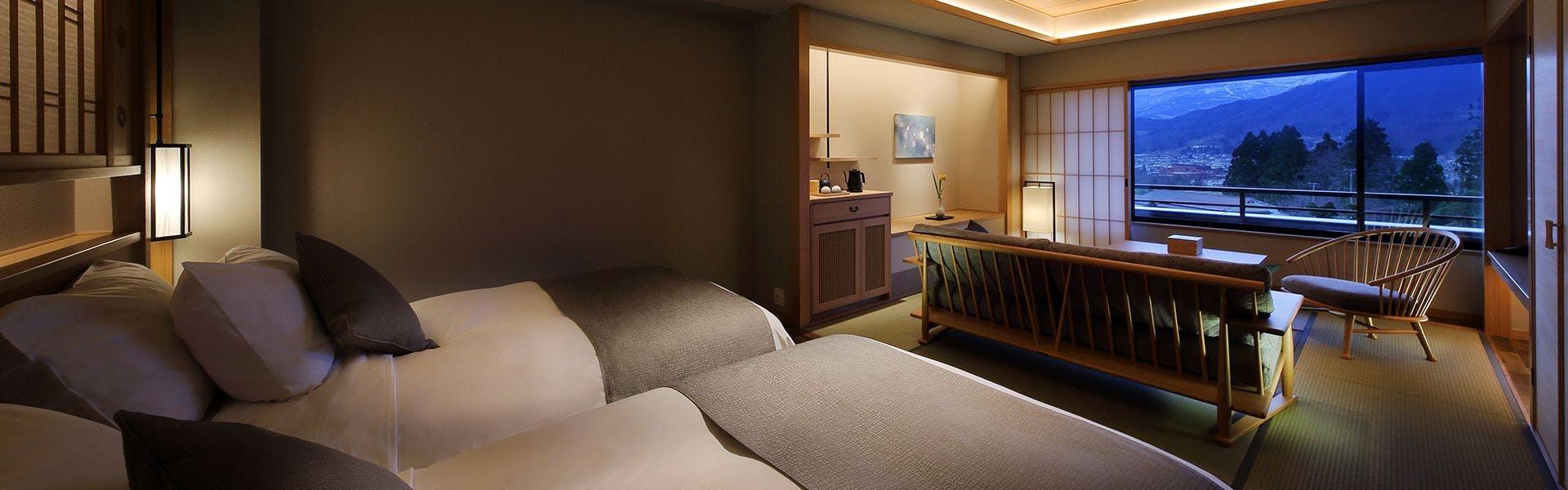 記念日におすすめのホテル・日本の宿 古窯の写真1