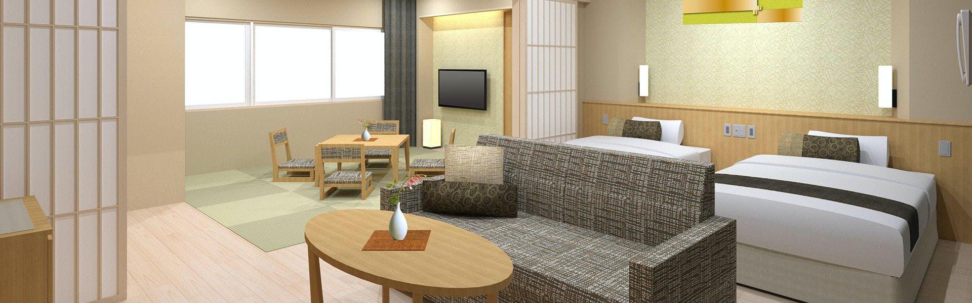 別館客室一例