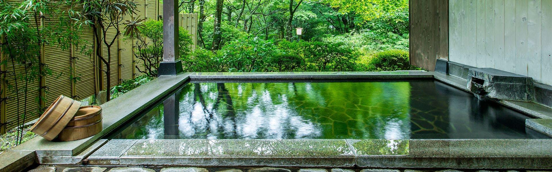 記念日におすすめのホテル・強羅温泉 自家源泉掛け流しの宿 強羅環翠楼の写真2