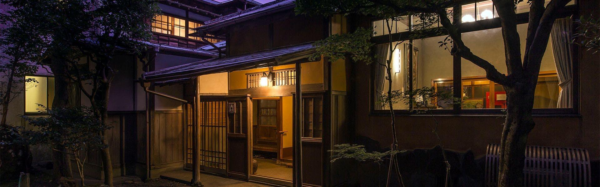 記念日におすすめのホテル・強羅温泉 自家源泉掛け流しの宿 強羅環翠楼の写真3