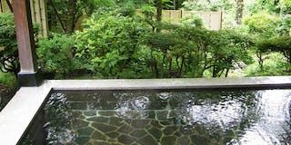 露天風呂「環(めぐり)の湯」