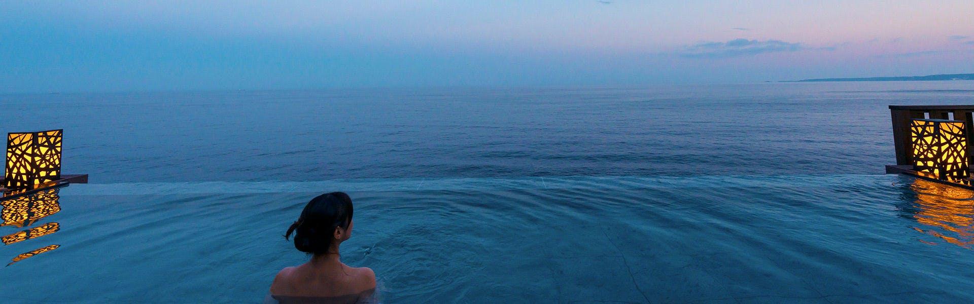 記念日におすすめのホテル・海一望絶景の宿 いなとり荘の写真1
