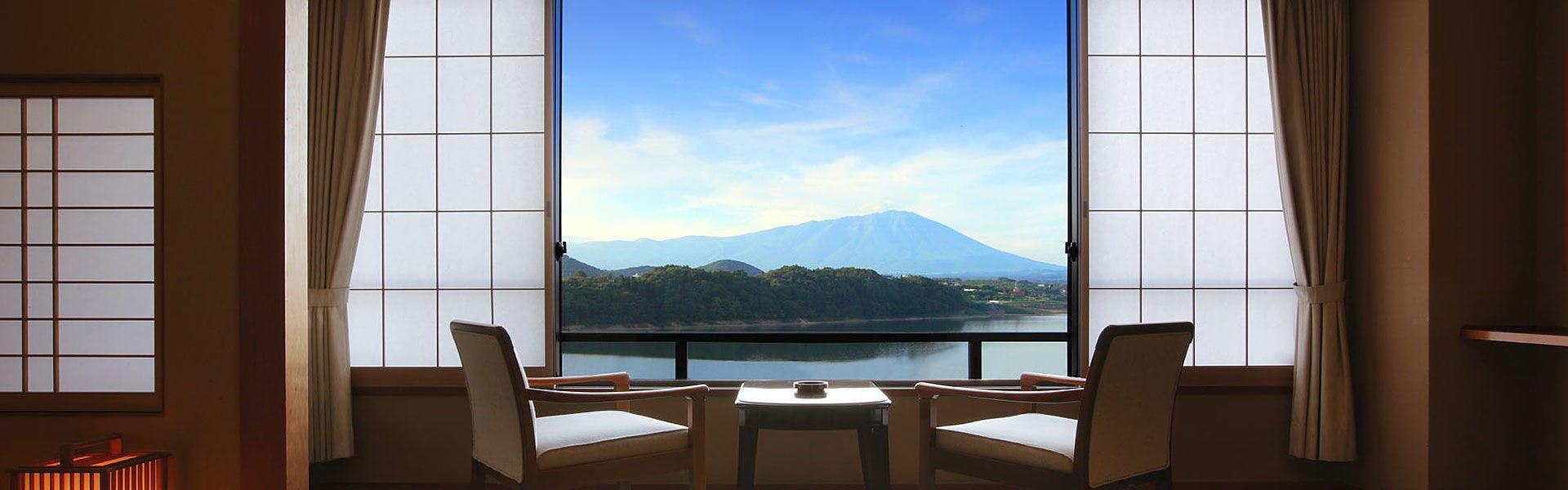 記念日におすすめのホテル・盛岡つなぎ温泉 ホテル紫苑の写真1