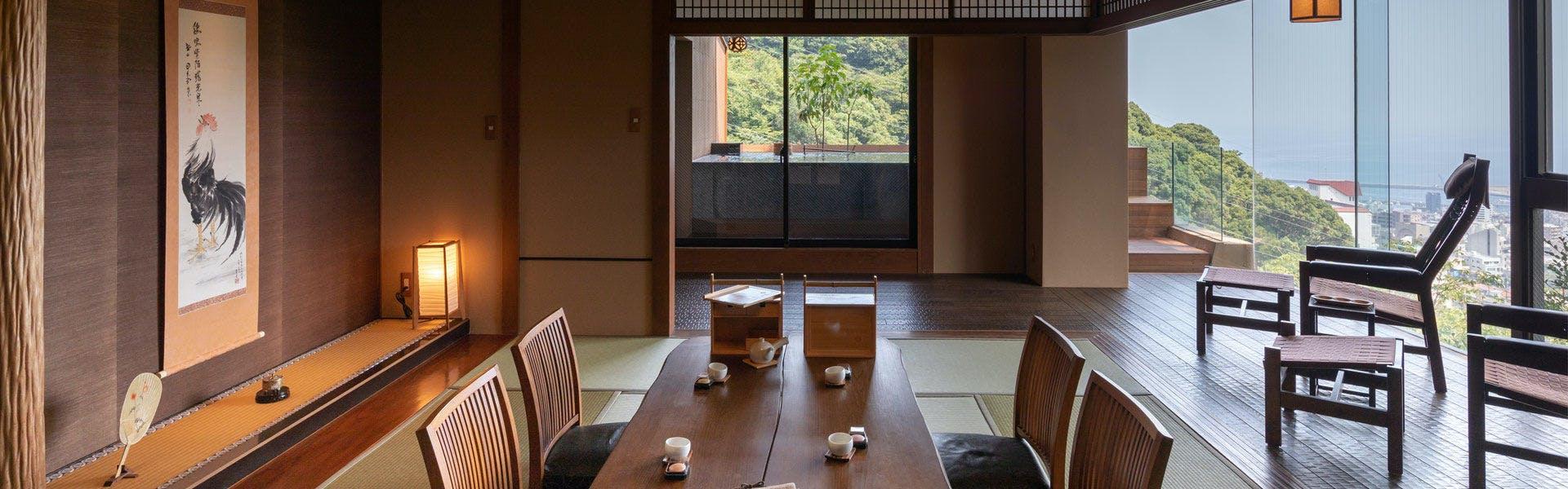 記念日におすすめのホテル・WA亭 風こみちの写真2