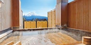 見はらし露天風呂「富士の湯」