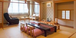 【本館】展望風呂付き特別室(一例)