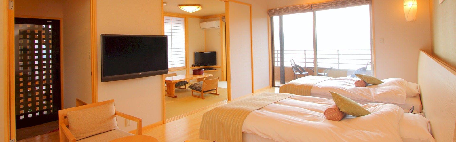 記念日におすすめのホテル・海のはなの写真2
