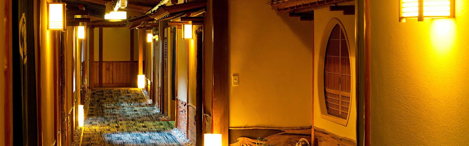 記念日におすすめのホテル・伝統旅館のぬくもり 灰屋の写真1