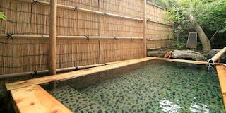 瑠璃の湯露天風呂