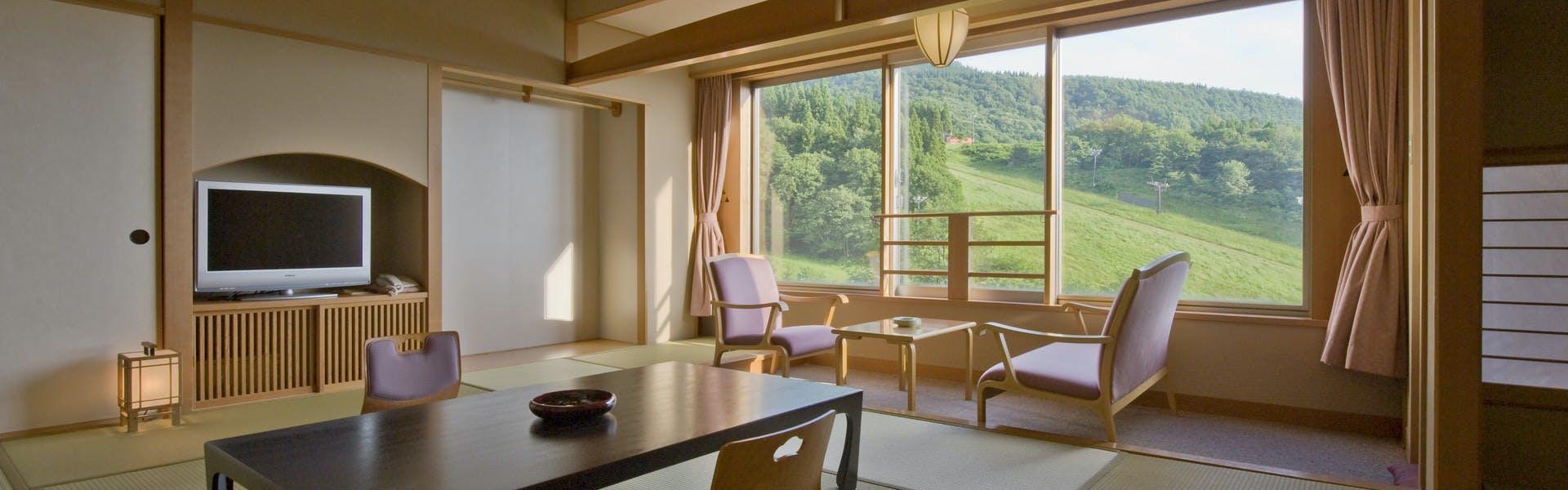 記念日におすすめのホテル・八右衛門の湯 蔵王国際ホテルの写真2