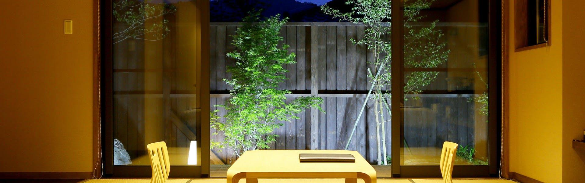 記念日におすすめのホテル・高千穂 離れの宿 神隠れの写真2