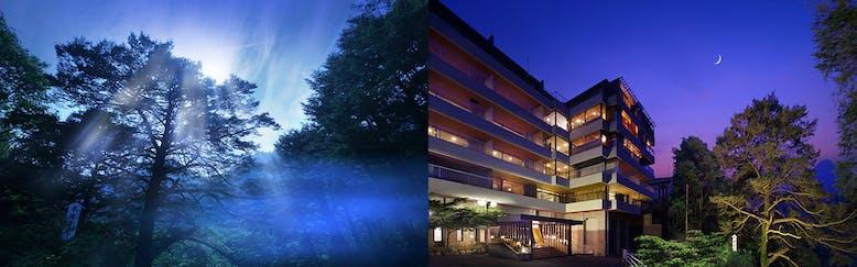 鬼怒川温泉 ホテル栂の季
